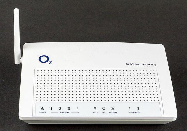 Роутер маршрутизатор O2 DSL Comfort Германия