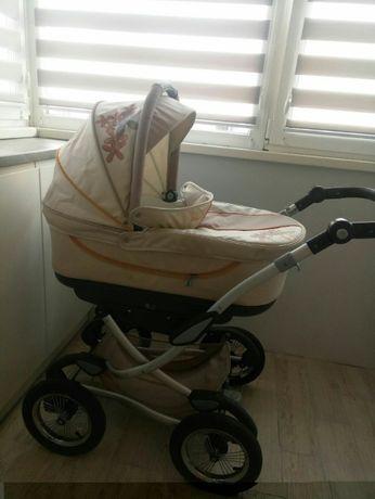 Детская Коляска 2 в 1 GEOBY BABY