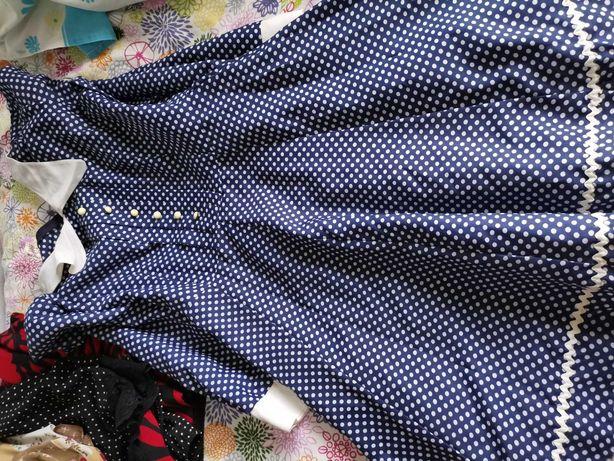 vestido vintage françês