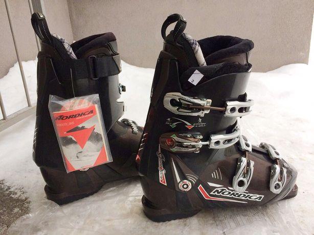 Новые лыжные ботинки Nordica, 44.5 (29.5 см)