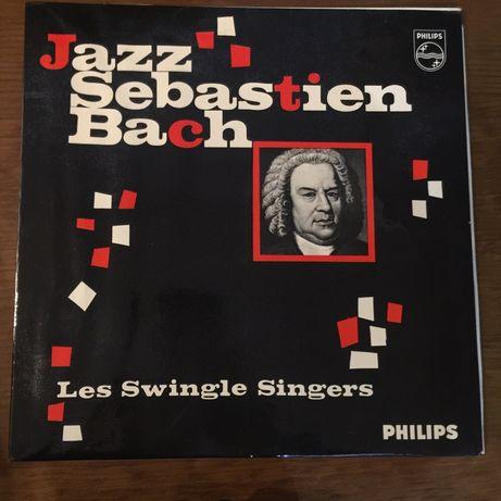 Vinil Jazz Sebastien Bach - Les Swingle singers