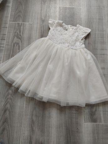 Нарядное платье для девочки 1,5-2 года