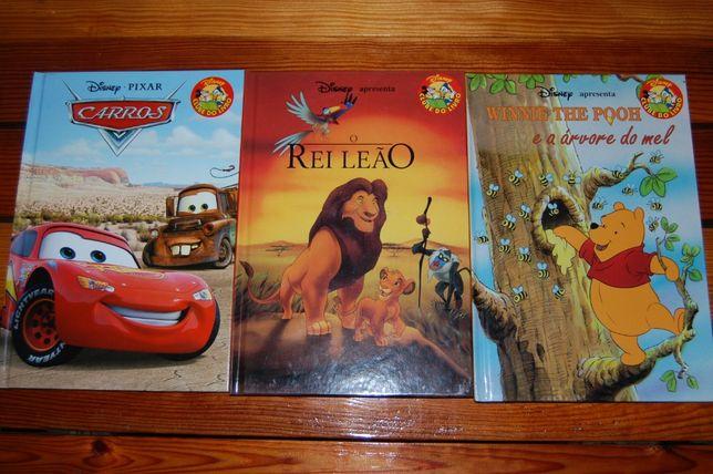 Livros infantis Disney NOVOS