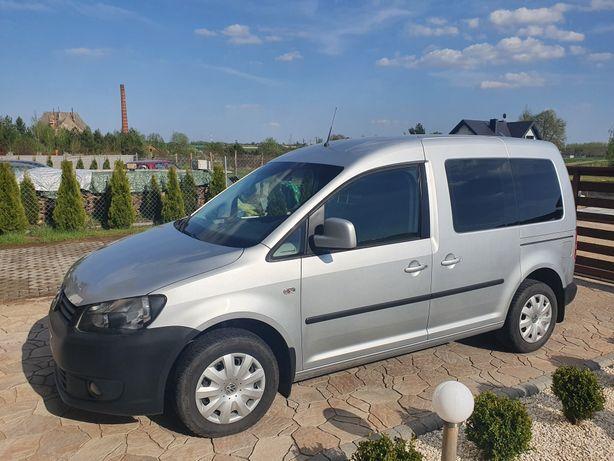 Vw Caddy 1,6 TDI z polskiego salonu 23500 netto