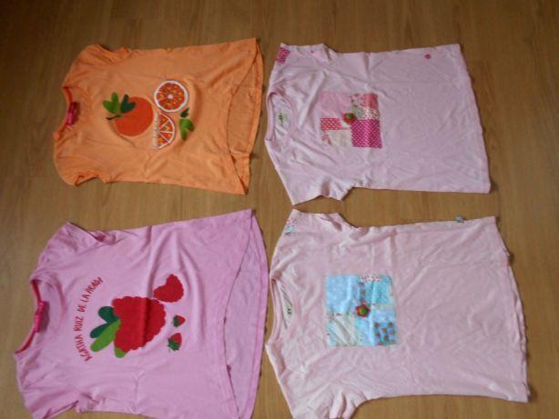 t-shirts 10-12 anos