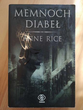 Memnoch diabeł, Anne Rice
