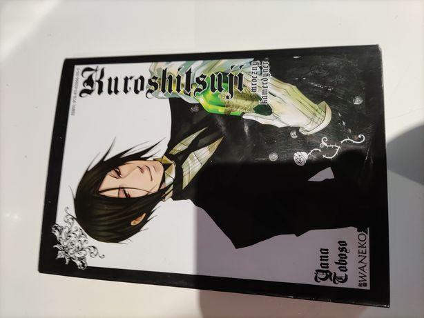 Manga Mroczny kamerdyner Tom 4