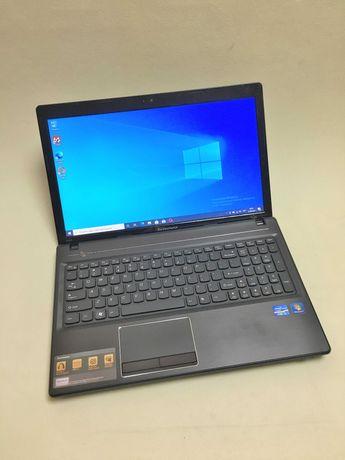 Ноутбук 15,6 Lenovo IdeaPad G580 Core i3/8Гб/SSD 120 Гб/Webcam