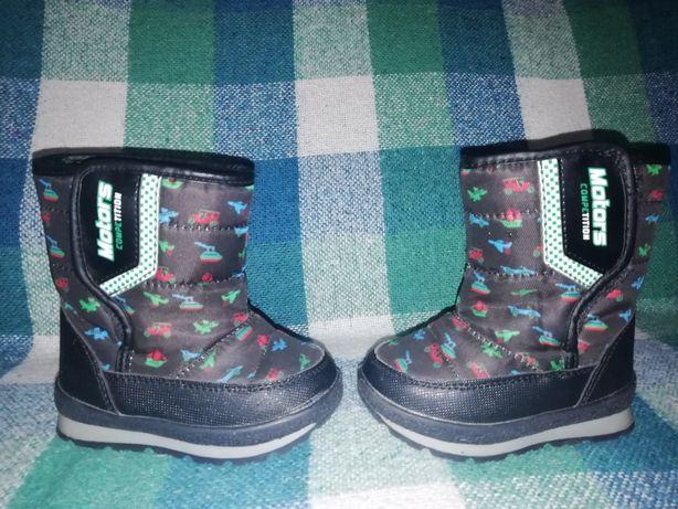 Зимние ботинки Tom.m