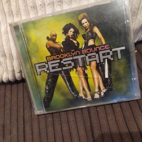 Płyta CD brooklyn bounce restart