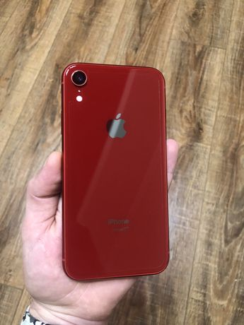 Iphone xr 64GB red 91%