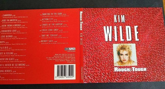 Kim Wilde – Rough & Tough , CD 2001 , Holandia