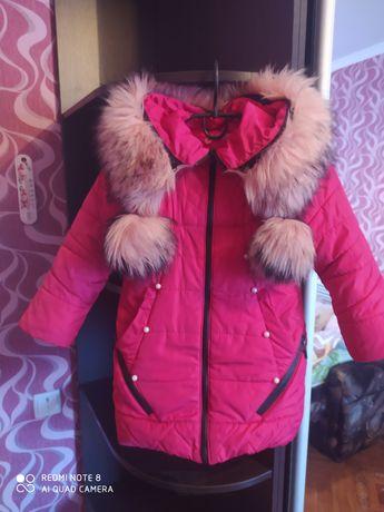 Зимняя куртка, тёплая