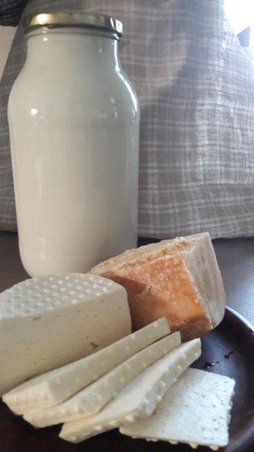 Козье молоко, брынза
