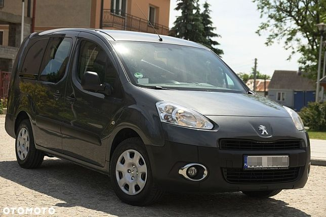 Peugeot Partner 1.6 Hdi 90km  2014 R  Osobowy / Dostawczy / 5