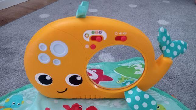 Zabawka edukacyjna wielorybek mata Fisher Price