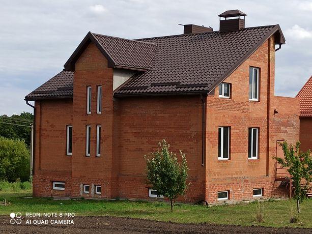 Загородный дом за городом Никольское на Днепре