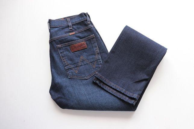Nowe spodnie męskie Wrangler ARIZONA STRETCH W30 L34 okazja jeansy