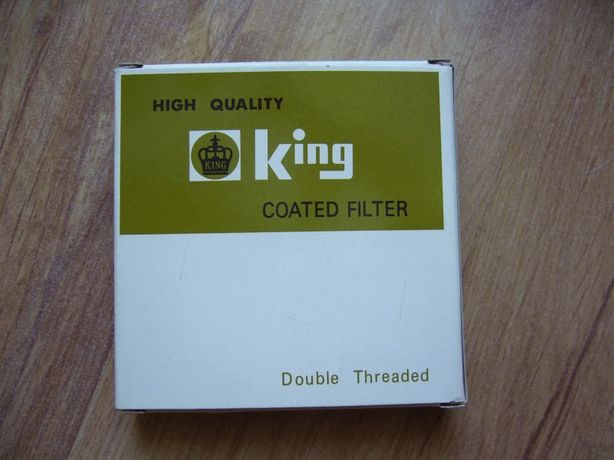 Filtr UV 82 mm KING made in Japan