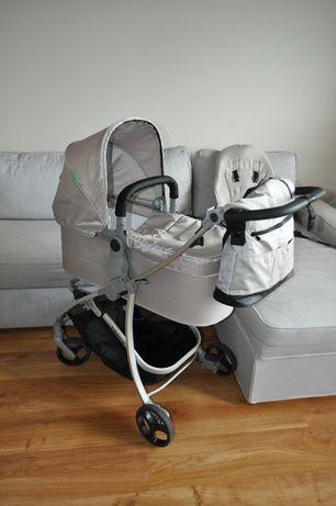Wózek dziecięcy babyhome vida plus 2w1