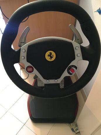 Volante thrustmaster Ferrari