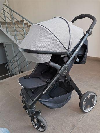 Прогулочная коляска Espiro Sonic 2019 цвет 20 Pepit