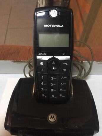 Telefon bezprzewodowy Motorola