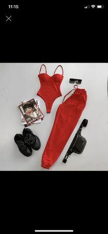 Костюм двойка,женский костюм,боди и штаны