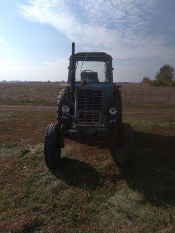 Трактор МТЗ-80 1988 г.