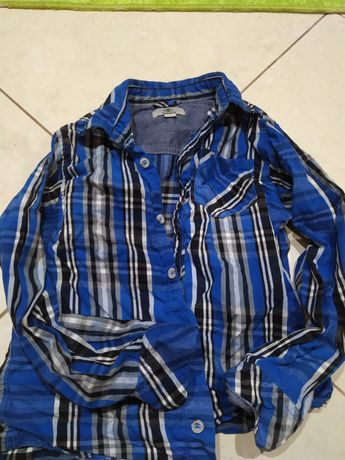 Camisa Timberland tam 6 anos