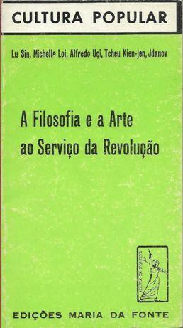 A filosofia e a arte ao serviço da revolução_AA.VV.