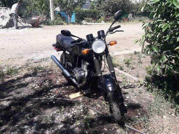 Продам мотоцикл  Ява 350