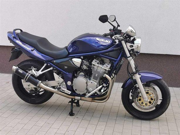 Suzuki GSF 600 N Bandit, dobry stan, 2reka od nowości, Niemcy