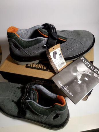Робоче взуття PORTWEST ОБРА FW42 S1 SRC (рабочие ботинки)