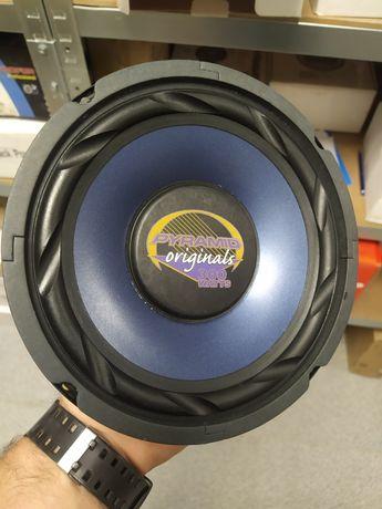 Głośnik basowy pyramid 20cm 200mm woofer tuba niskotonowy basowy