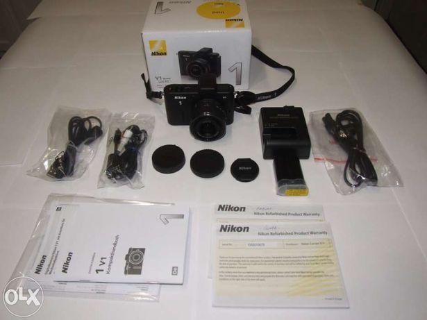 Nikon 1 V1 + 1 Lente Nikkor VR 10-30 mm f/3.5-5.6