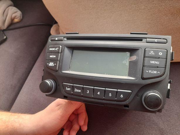 Radio Hyundai i Kia