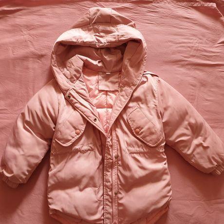 Продам куртку на девочку, р. 128 см