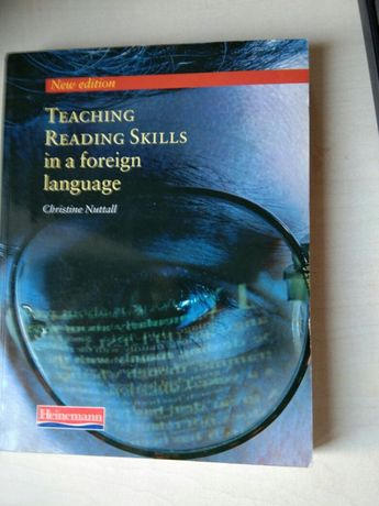 Teaching reading skills in a foreign language - Ch. Nuttall