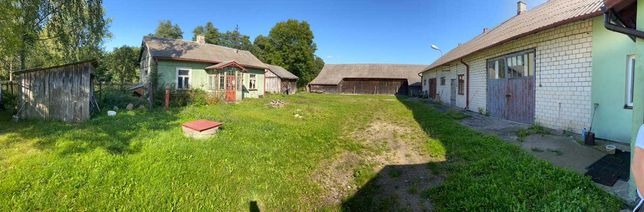 Siedlisko (1,62 ha) - Pieńki Zarębskie