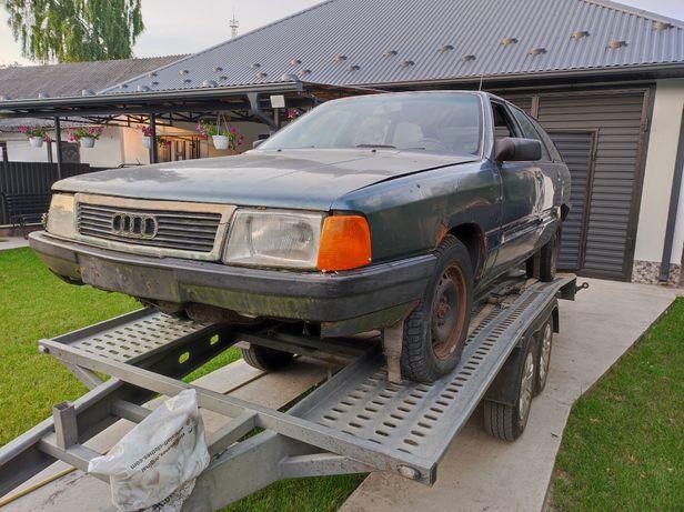 Разборка Audi 100 Avant 2.3 quattro 1990р двигатель ККПП