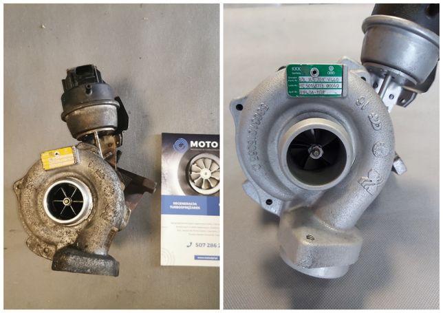 Regeneracja turbospreżarek , naprawa turbin, turbo, wysyłka 24h