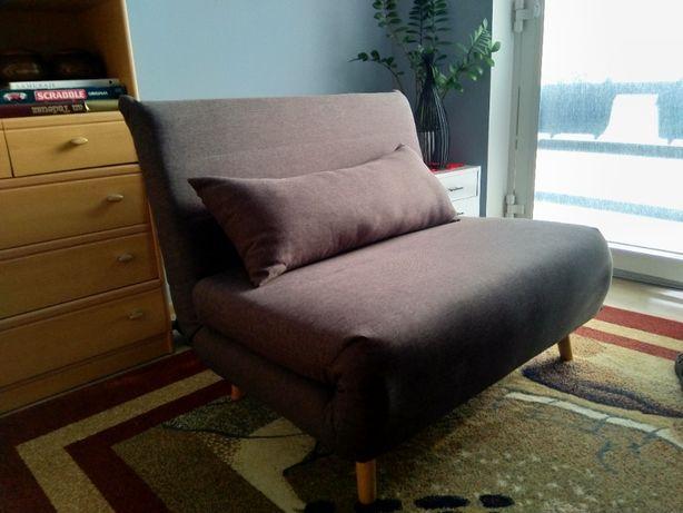 Sofa rozkładana SETTEN (fotel rozkładany) - jak nowa