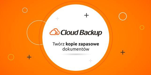 CLOUD BACKUP - Kopia bezpieczeństwa plików i folderów, backup online