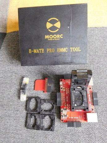 MoorC E-Mate Pro eMMC Tool MoorC ODZYSK Danych