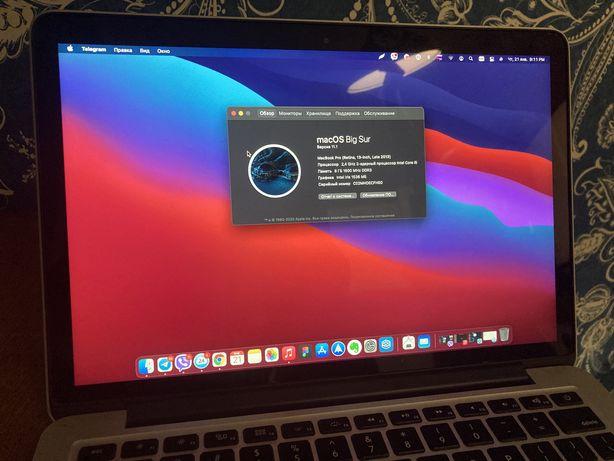 Apple MacBook Pro 13` Retina 2013 2.4 GHz i5 8GB 256GB.
