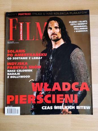 magazyn FILM, luty 2003, Władca Pierścieni Viggo Mortensen