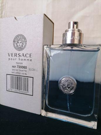 Versace Pour Homme edt 100 ml Тестер (без крышки) Оригинал