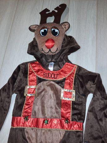 Новогодний костюм олененок