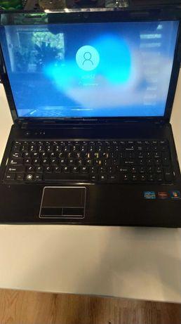 laptop lenovo G580 intel i3 2x2.2  6 Gb ram SDD 500 Gb, Radeon HD6300
